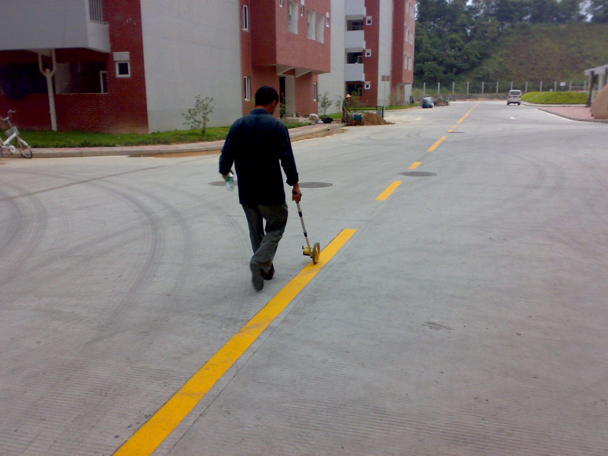道路施工测量步骤